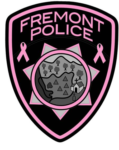 Pink Patch Project Badge