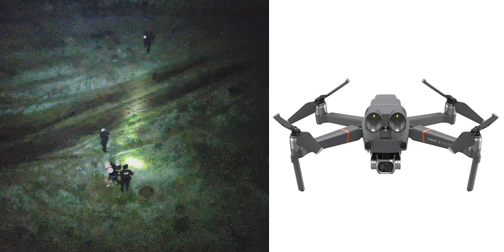 Drone photo for 20190221 press release missing child found
